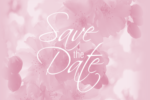 Save The Date Logo 2017